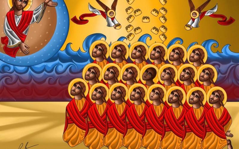 21 swieci koptyjscy