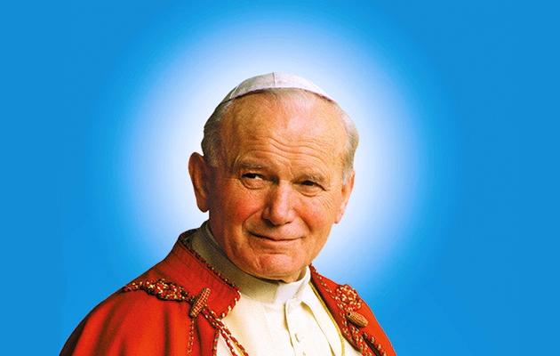 Jan  Paweł II w moich wspomnieniach.